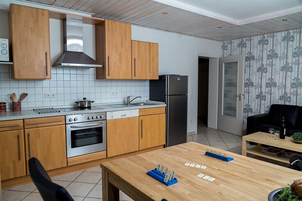 Appartement Elise keuken.