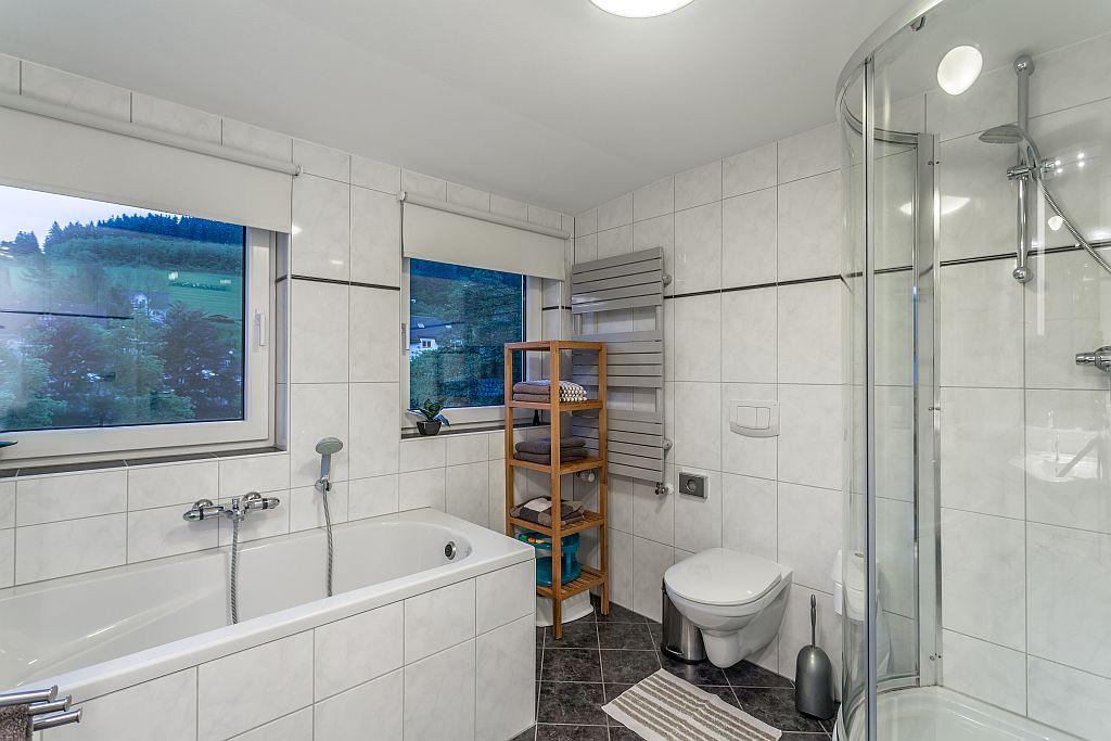 Badkamer appartement Linda