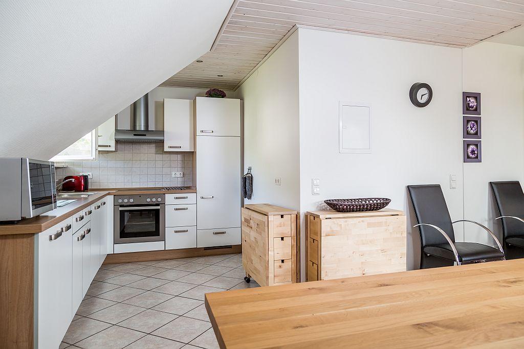 Keuken appartement Linda