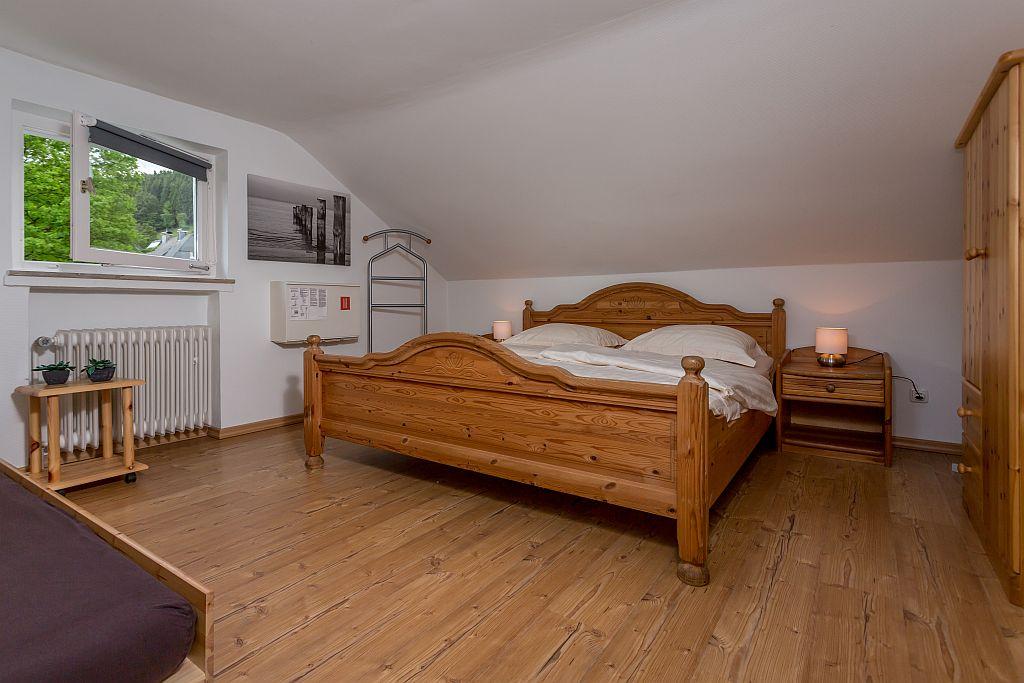 Vier persoons slaapkamer appartement Linda