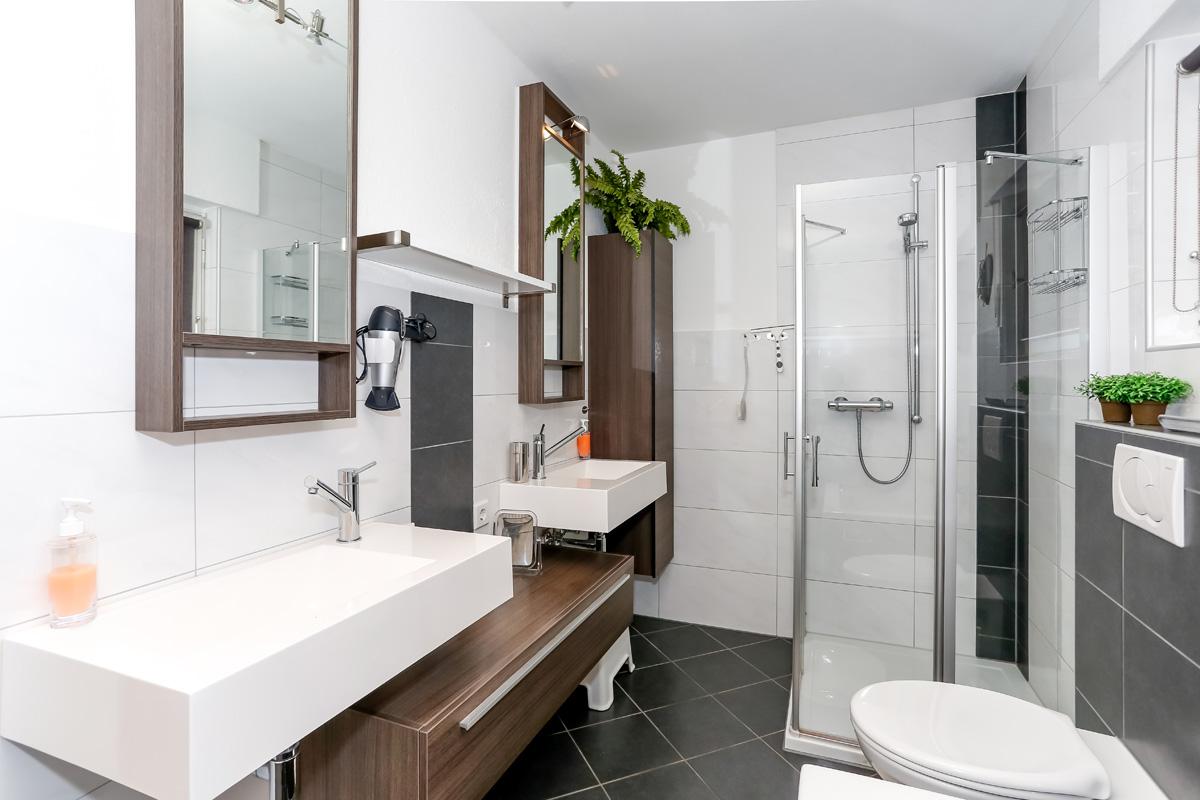 Badkamer appartement Michel