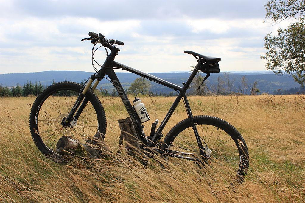 Fietsen of mountainbiken