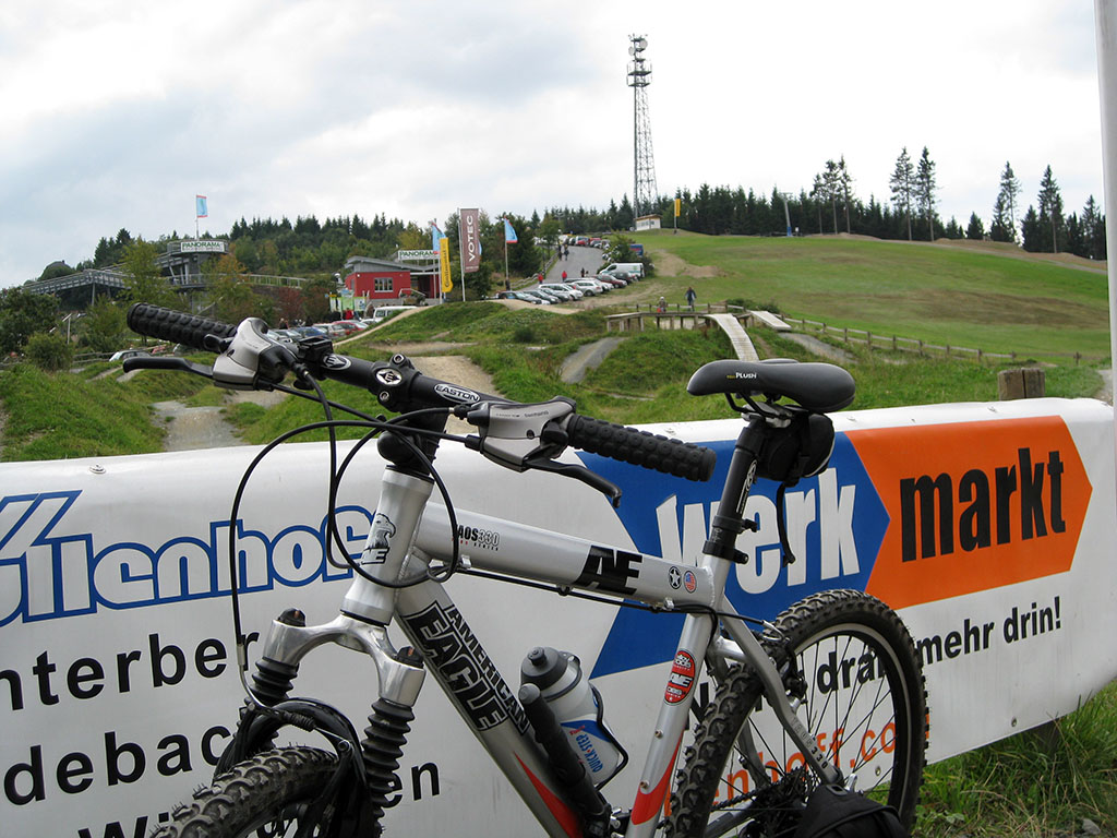 Mountainbikepark Winterberg