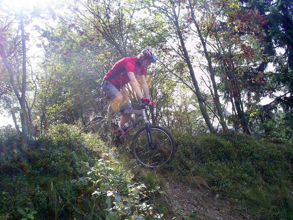 Mountainbiken omgeving Winterberg