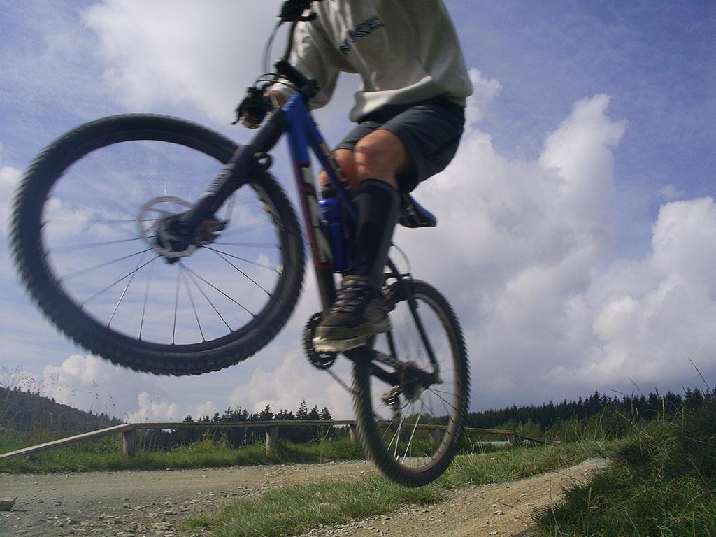 Springschans bikepark Winterberg